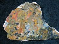 Rainbow Ridge Jasp-Agate