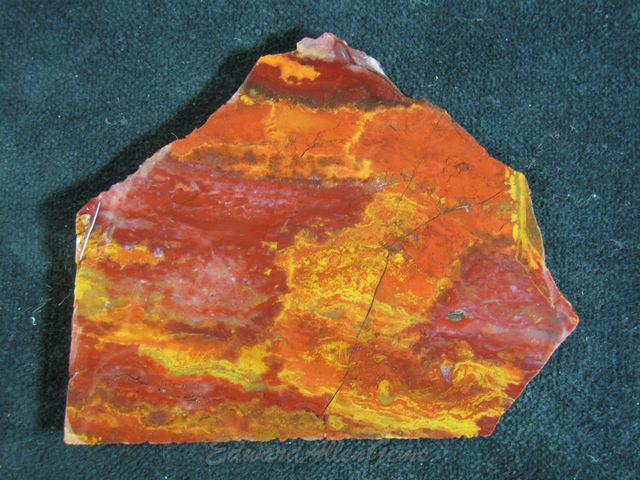 Another example of Jasper/Agate from the Lavic Siding Area